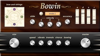 Bowin interface